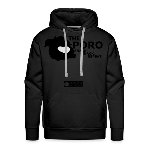 The Poro - Snacker Shirt - Men's Premium Hoodie