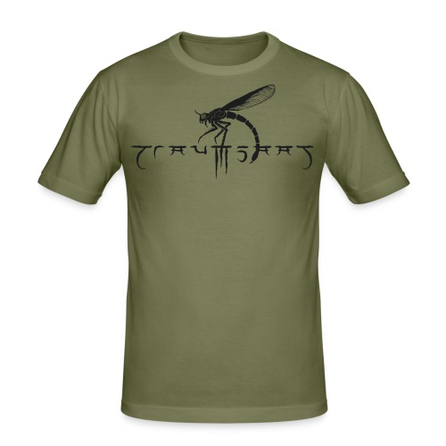 Creature of the Dreamseed Verderber-Shirt - Männer Slim Fit T-Shirt