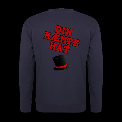 Kæmpe Hat Hættetrøje - Herre sweater