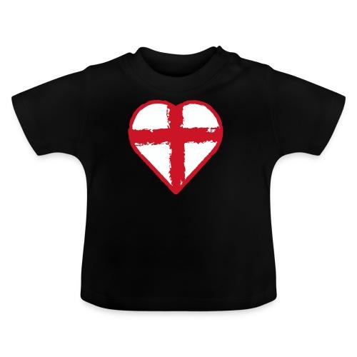 English heart - Baby T-Shirt
