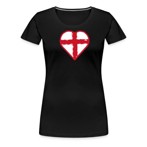 English heart - Women's Premium T-Shirt