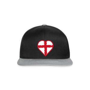 English heart - Snapback Cap
