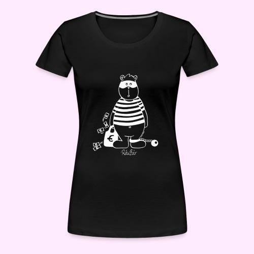 LA Shirt RäuBär - Frauen Premium T-Shirt
