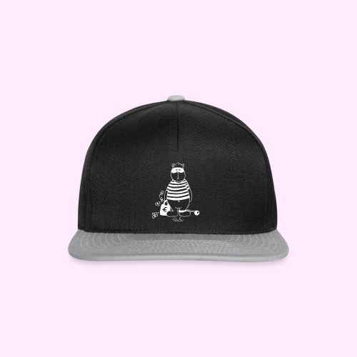 LA Shirt RäuBär - Snapback Cap