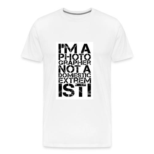 PHNAT Domestic Extremist Mug 2 - Men's Premium T-Shirt