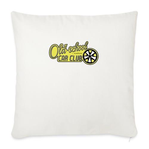 Oldschool Car Club Sweat - Housse de coussin décorative 45x 45cm