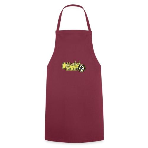Oldschool Car Club Sweat - Tablier de cuisine
