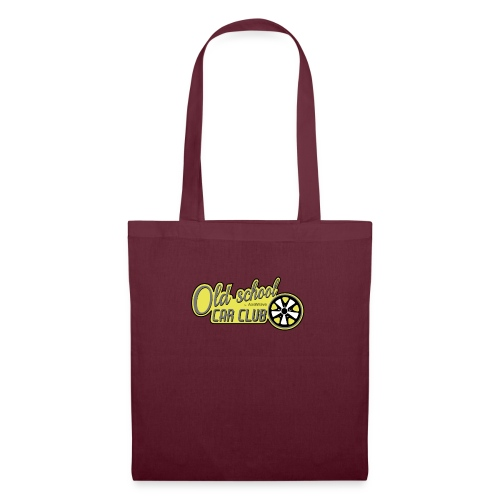 Oldschool Car Club Sweat - Tote Bag