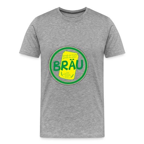 Totenstadt Bräu - Männer Premium T-Shirt
