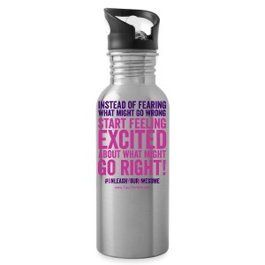 Get excited - Water Bottle
