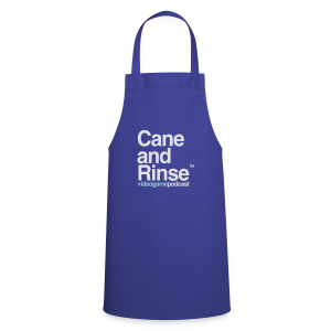 New 2016 logo Blue - Cooking Apron