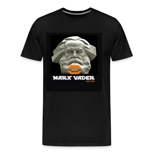 MARX VADER. Made in Trier. - Männer Premium T-Shirt