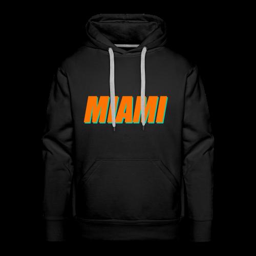 Miami - Men's Premium Hoodie