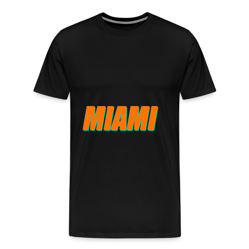 Miami - Men's Premium T-Shirt