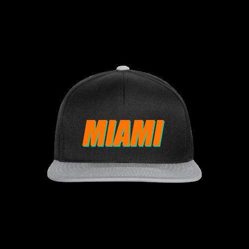 Miami - Snapback Cap