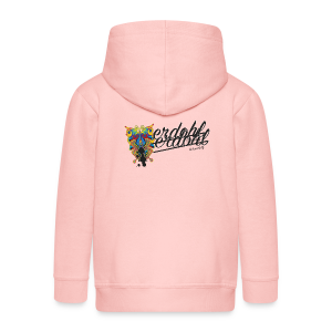 Coloured by Werdohl - Kinder Premium Kapuzenjacke