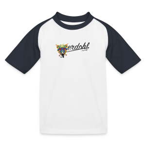 Coloured by Werdohl - Kinder Baseball T-Shirt