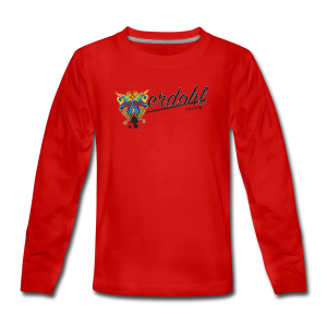 Coloured by Werdohl - Teenager Premium Langarmshirt