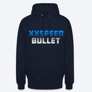 XxSpeedBullet trui  - Hoodie unisex