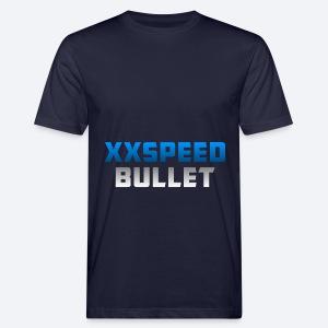 XxSpeedBullet trui  - Mannen Bio-T-shirt