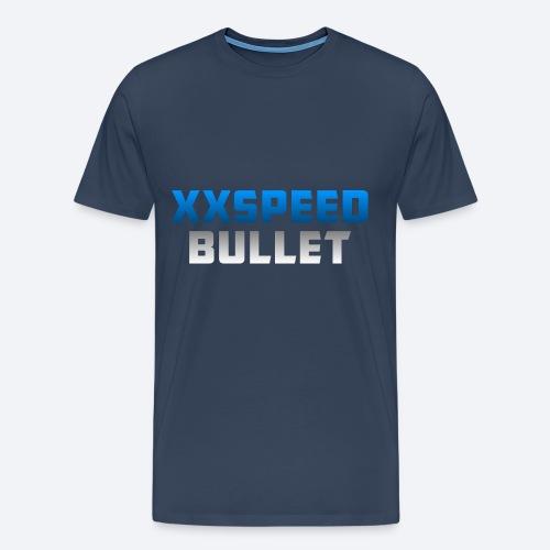 XxSpeedBullet trui  - Mannen Premium T-shirt