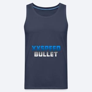 XxSpeedBullet trui  - Mannen Premium tank top