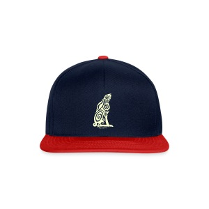 Spirit Animal - Moon Hare - Snapback Cap