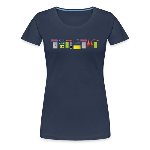 Maglietta Premium PensareMac - Maglietta Premium da donna