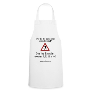 Why did the english man cross the road - Cooking Apron
