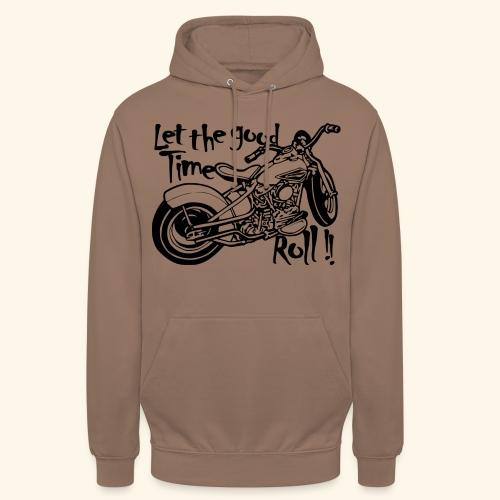 Good time - Sweat-shirt à capuche unisexe