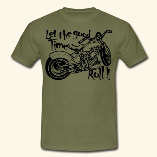 Good time - T-shirt Homme