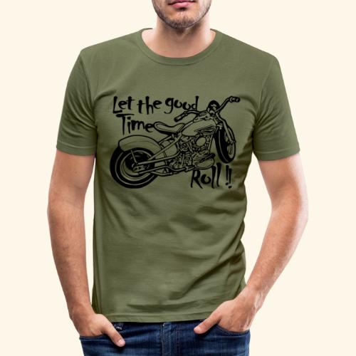 Good time - T-shirt près du corps Homme