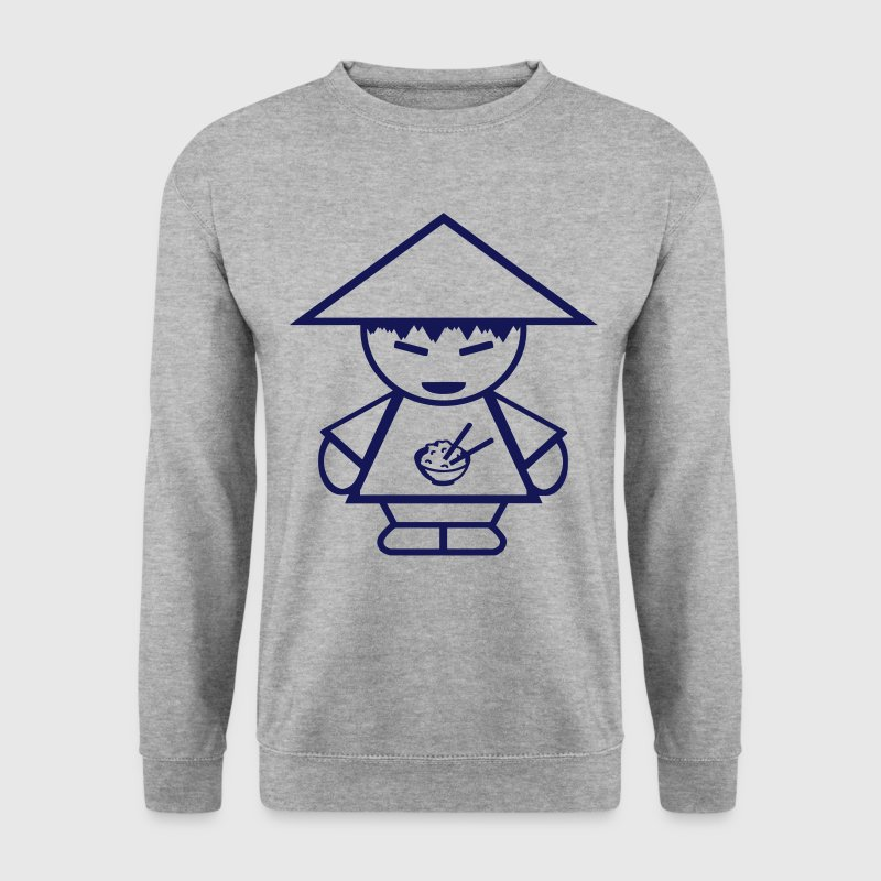 Chinese, Asiate Pullover & Hoodies - Männer Pullover