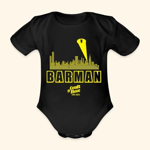 BARMAN - Baby Bio-Kurzarm-Body