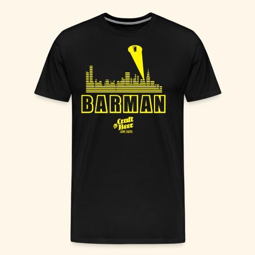 BARMAN - Männer Premium T-Shirt