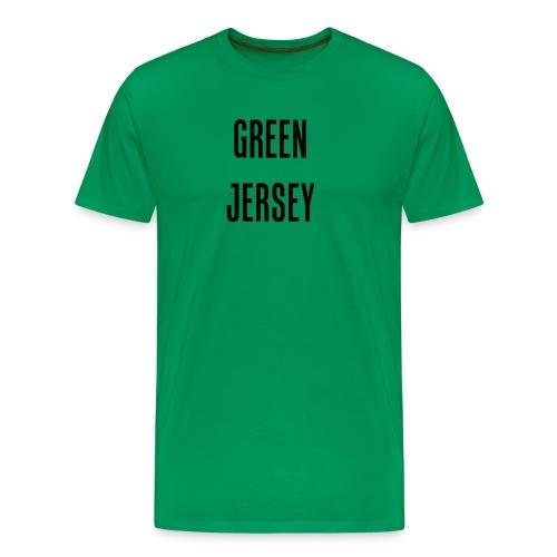 Green Jersey - Men's Premium T-Shirt