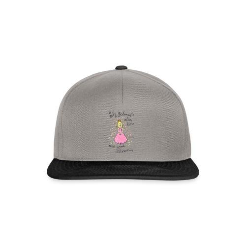 ...und werde Prinzessin - Snapback Cap