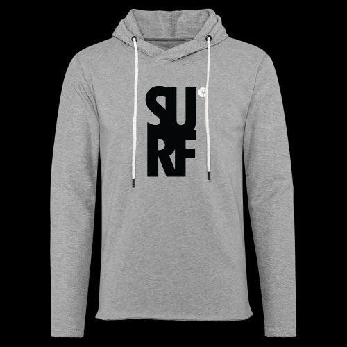 Surf - Sweat-shirt à capuche léger unisexe