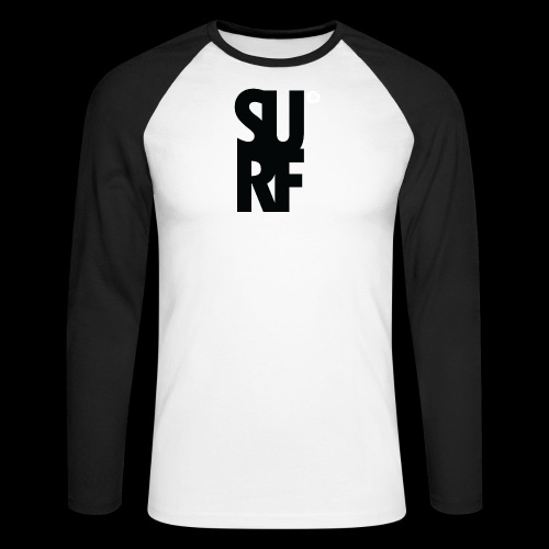 Surf - T-shirt baseball manches longues Homme