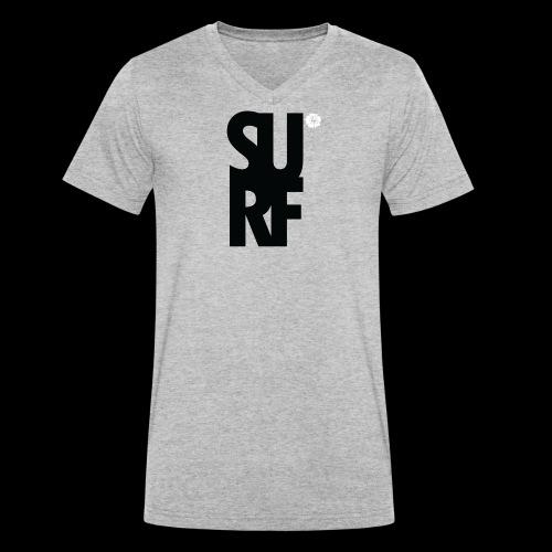 Surf - T-shirt bio col V Stanley & Stella Homme