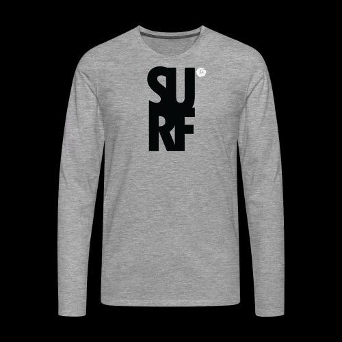 Surf - T-shirt manches longues Premium Homme