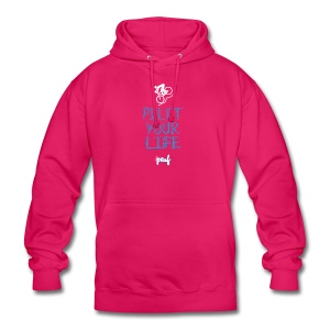 Girl • Pilot your life - Unisex Hoodie