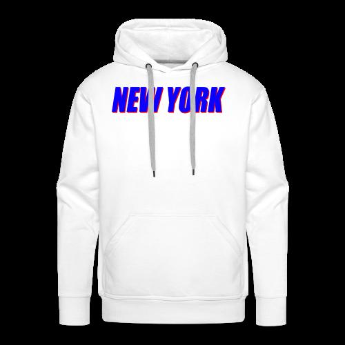 Giants - New York - Men's Premium Hoodie