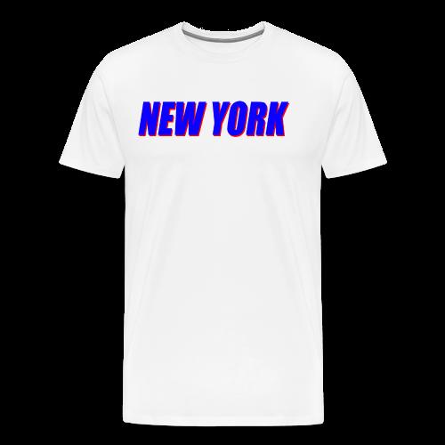 Giants - New York - Men's Premium T-Shirt
