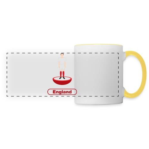 England football - Mens tshirts - Panoramic Mug