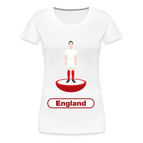 England football - Mens tshirts - Women's Premium T-Shirt