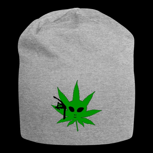 Alien Weed - Jersey Beanie