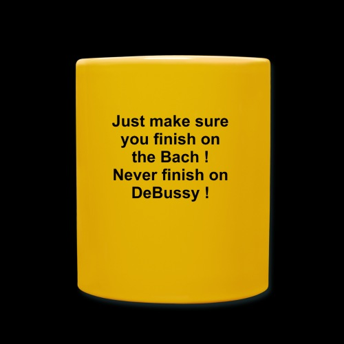 Classic Music Playlist Sugestion - Full Colour Mug