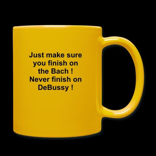 Classic Music Playlist Sugestion - Full Colour Mug