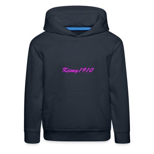 Kiimy1910 Männer Shirt - Kinder Premium Hoodie